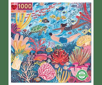 Puzzle Coral Reef 1000 piezas