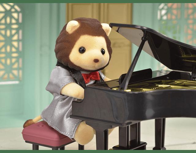 Set Concierto Piano de Cola