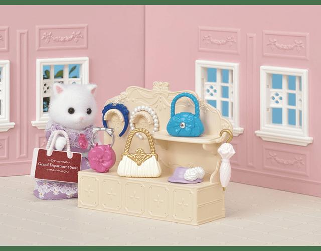 Set Exhibidor accesorios
