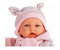 Muñeca Petit bufanda