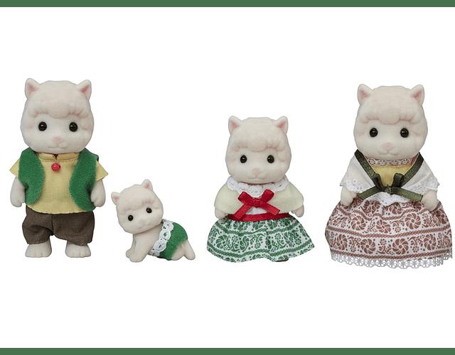 Familia Alpaca