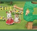 Casa del árbol bebés