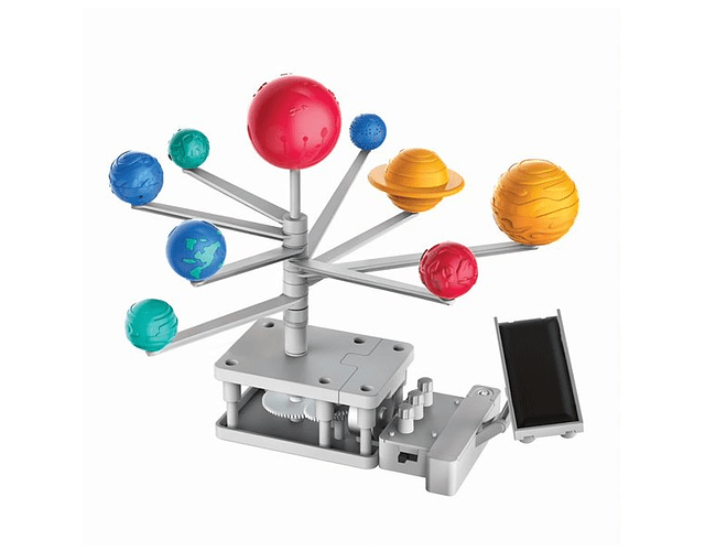 Híbrido del Sistema Solar