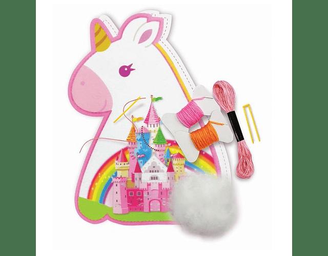 Haz tu Almohada de Unicornio
