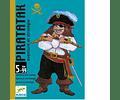 Juego de cartas Piratatak