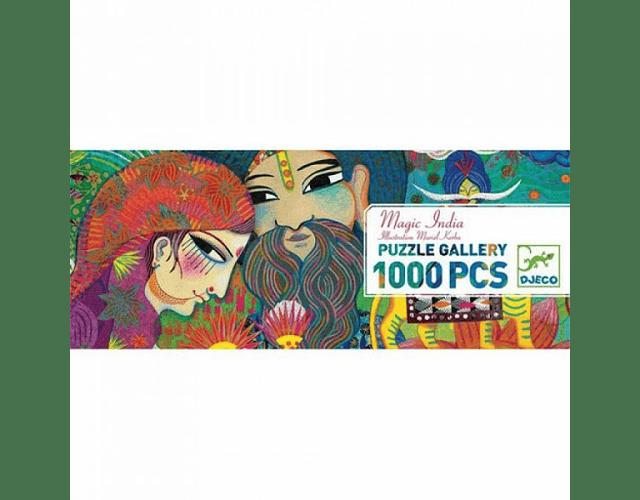 Puzzle India Mágica 1000 piezas