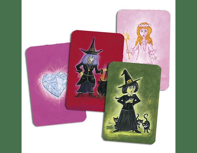 Juego de cartas Diamoniak