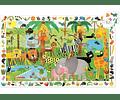 Puzzle Observación La Jungla 35 piezas