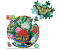 Puzzle Bouquet & Birds 500 piezas