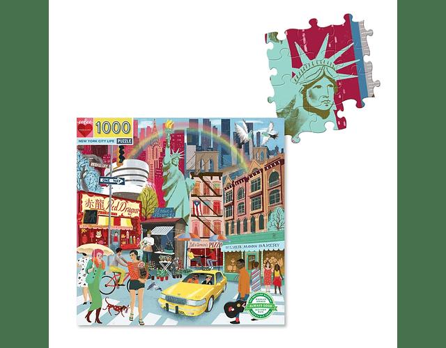 Puzzle New York City 1000 piezas