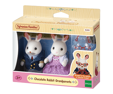Abuelos Conejo Chocolate