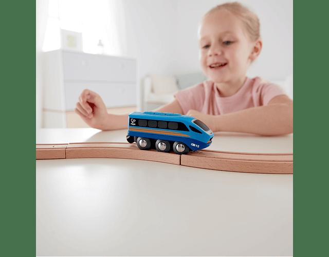 Tren por control remoto