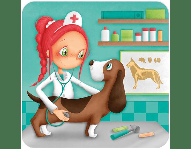 Puzzles Progresivos Veterinaria