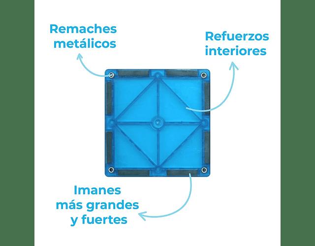 Imanix Pista de Carreras 50 piezas