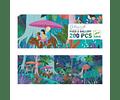 Puzzle Childrens Walk 200 piezas