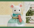 Town Series Niña - Marshmallow Mouse