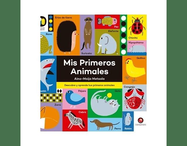 Mis Primeros animales (Aprende Jugando)