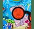 Puzzle de descubrimiento submarino
