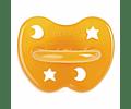 Chupete de caucho ortodoncia 3-36 meses clásico
