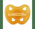 Chupete de caucho simétrico 0-3 meses clásico