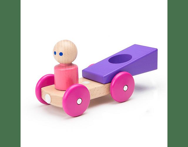 Tegu Race Car Morado