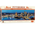 Puzzle Pittsburgh Pennsylvania 1000 piezas