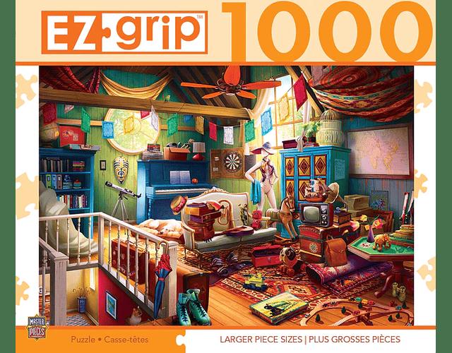 Puzzle EZ Grip Attic Treasures 1000 piezas