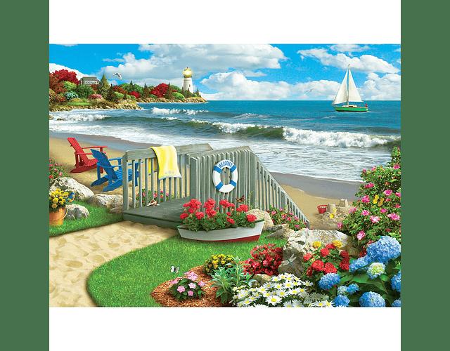 Puzzle Coastal Getaway 300 piezas