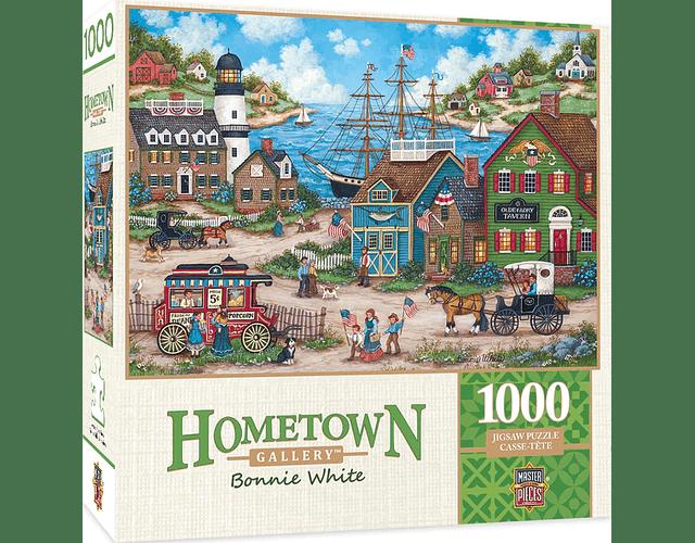 Puzzle The Young Patriots 1000 piezas