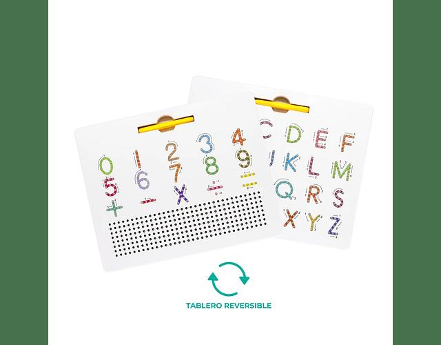 Imapad Duo Letras y Números