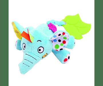 Elefante Tira y Sacude BibaToys