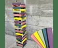 Woodis Arquitecto colores Set grande ( 150 piezas )