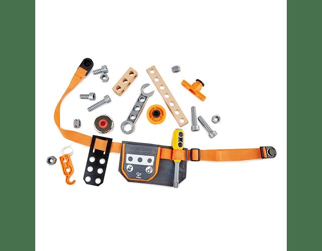 Cinturón de herramientas científicas