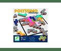 Juego de táctica Polyssimo Challenge