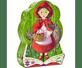Puzzle Caperucita Roja 36 piezas