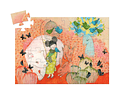 Puzzle Kokeshi 36 piezas