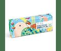 Puzzle Miss Birdy  350 piezas