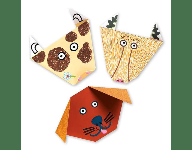Set de Origami Animales