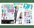 Libreta diseño de moda: Pastel POP !
