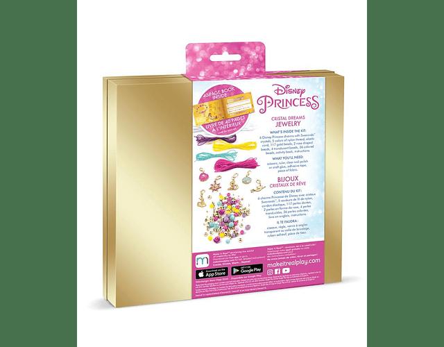 Pulseras Sueños de Cristal Swarovski - Princesas Disney