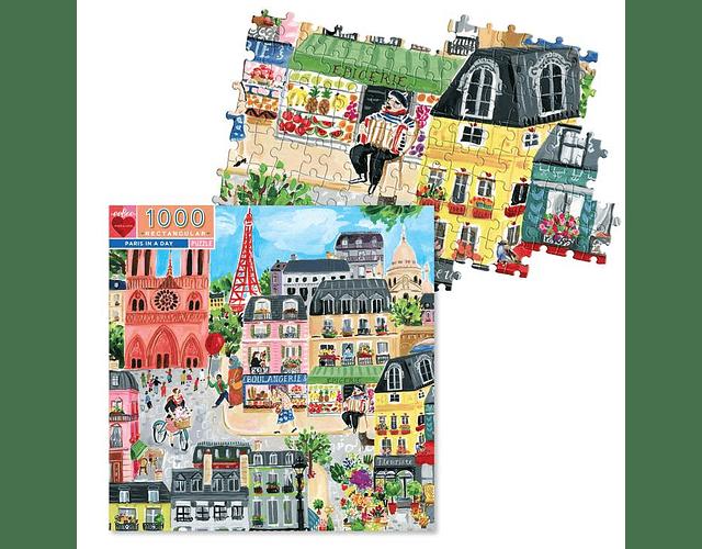Puzzle Paris 1000 piezas