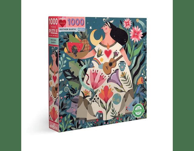 Puzzle Madre Tierra 1000 piezas