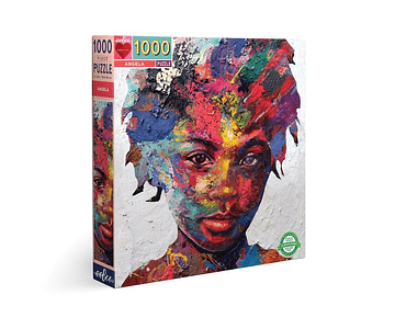 Puzzle Angela 1000 piezas