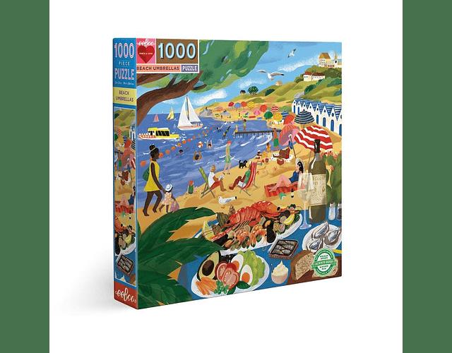 Puzzle Playa 1000 piezas