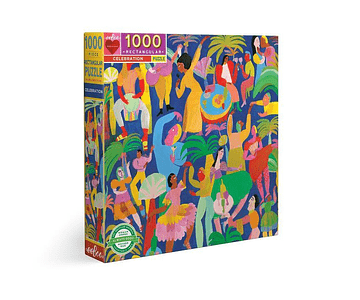 Puzzle Celebración 1000 piezas