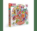 Puzzle Positividad 500 piezas