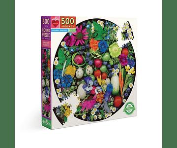 Puzzle Cosecha 500 piezas