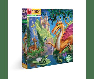 Puzzle El Gentil Dragón 1000 piezas