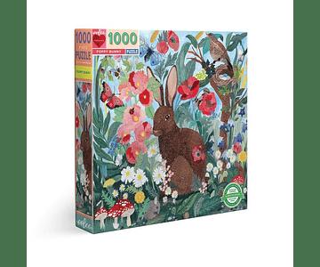 Puzzle Conejo Poppy 1000 piezas
