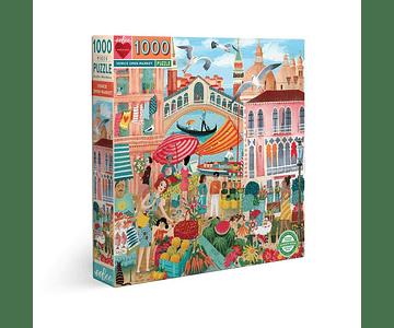 Puzzle Venecia 1000 piezas